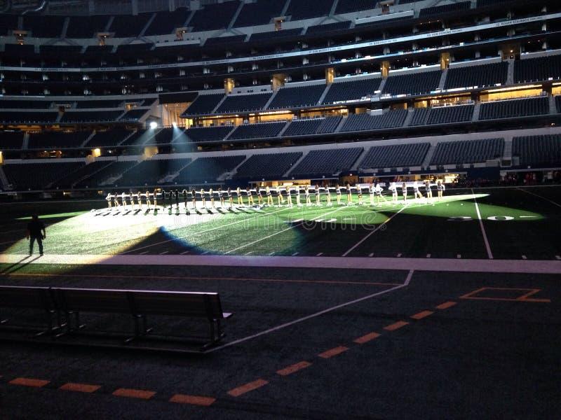 Στάδιο της AT&T των Dallas Cowboys στοκ φωτογραφία με δικαίωμα ελεύθερης χρήσης