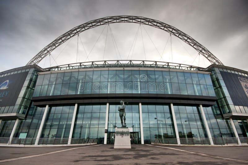 Στάδιο Wembley στοκ φωτογραφία με δικαίωμα ελεύθερης χρήσης