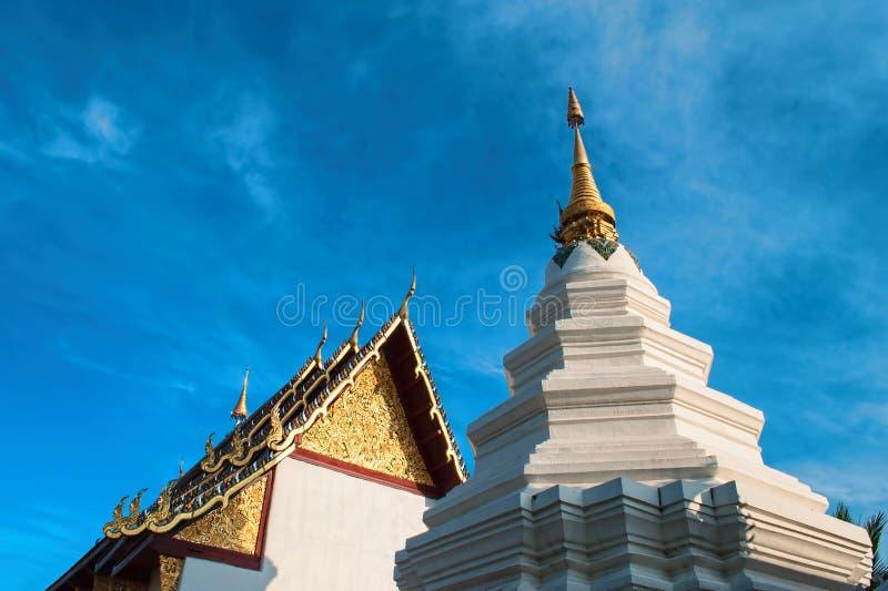 Στέγη ναών στοκ εικόνα