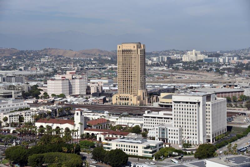 Σταθμός ένωσης του Λος Άντζελες στοκ φωτογραφία με δικαίωμα ελεύθερης χρήσης