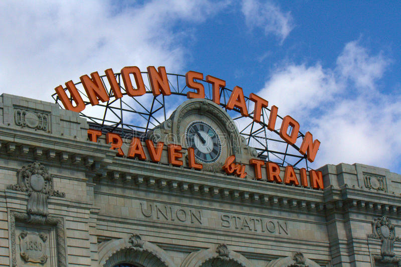 Σταθμός ένωσης στοκ φωτογραφία με δικαίωμα ελεύθερης χρήσης