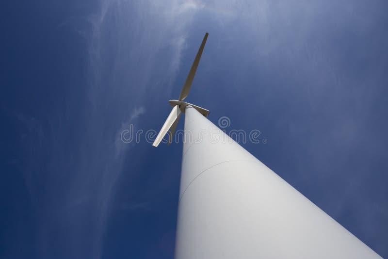 Σταθμός ηλεκτρικής δύναμης αέρα στοκ εικόνες