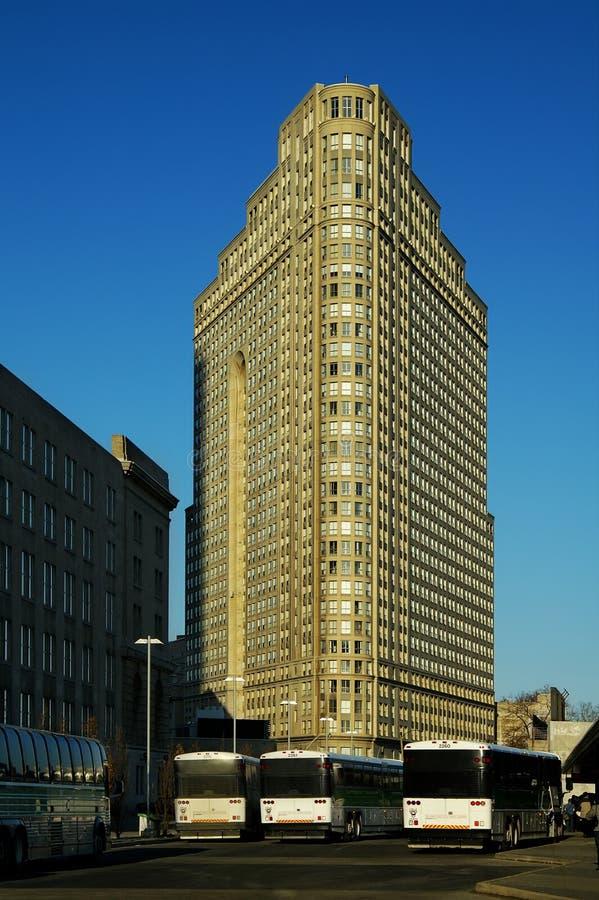 Download σταθμός ξενοδοχείων διαδρόμων Στοκ Εικόνα - εικόνα: 107553