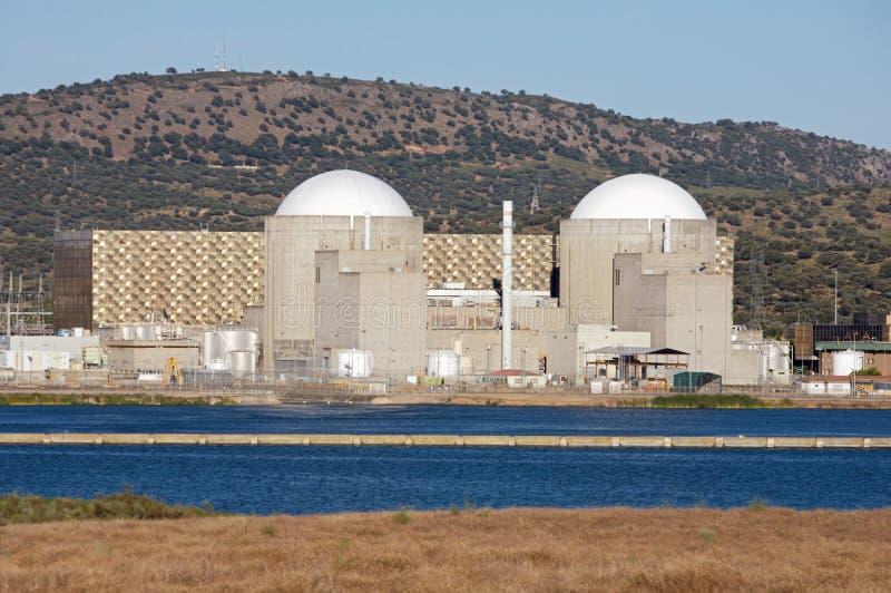 σταθμός πυρηνικής ενέργειας στοκ εικόνες με δικαίωμα ελεύθερης χρήσης