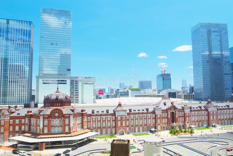 Σταθμός του Τόκιο στοκ φωτογραφίες