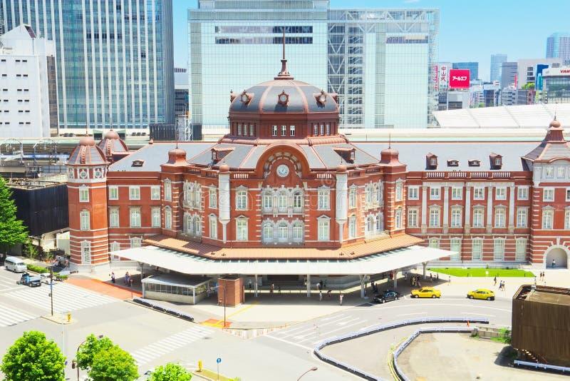 Σταθμός του Τόκιο στοκ φωτογραφία με δικαίωμα ελεύθερης χρήσης
