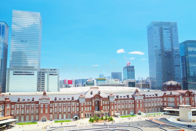 Σταθμός του Τόκιο στοκ εικόνα με δικαίωμα ελεύθερης χρήσης