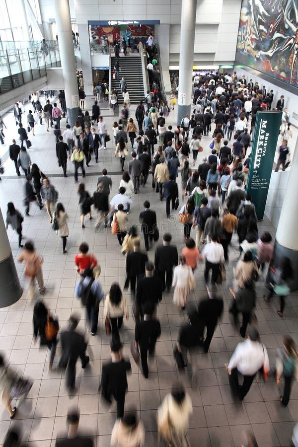 σταθμός Τόκιο shibuya στοκ εικόνα με δικαίωμα ελεύθερης χρήσης