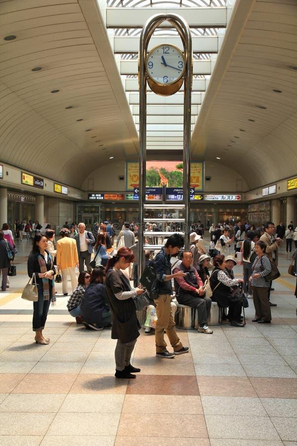 Σταθμός Kawasaki, Ιαπωνία στοκ φωτογραφία με δικαίωμα ελεύθερης χρήσης