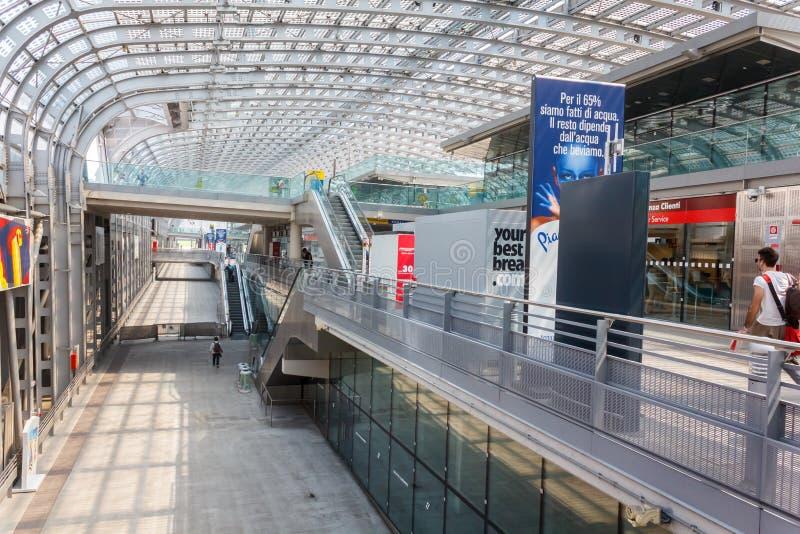 Σταθμός Susa Porta στο Τορίνο στοκ εικόνες με δικαίωμα ελεύθερης χρήσης