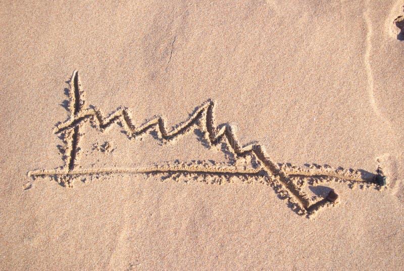 στατιστικές άμμου στοκ φωτογραφίες