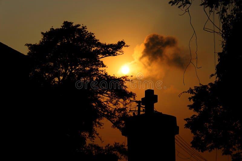 Σταυροί Goa - της Ινδίας στοκ φωτογραφίες με δικαίωμα ελεύθερης χρήσης