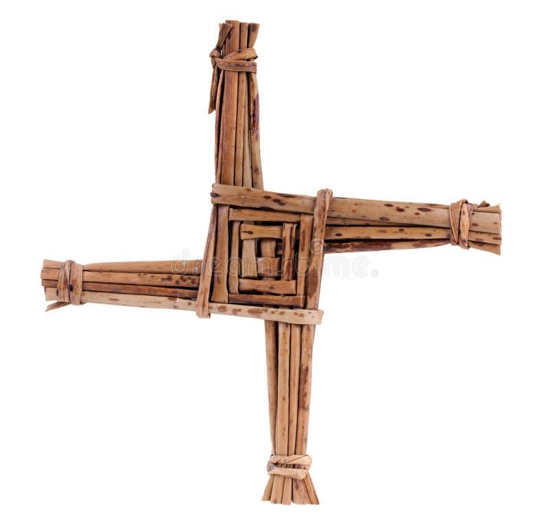 Σταυρός Αγίου Brigid στοκ φωτογραφία με δικαίωμα ελεύθερης χρήσης
