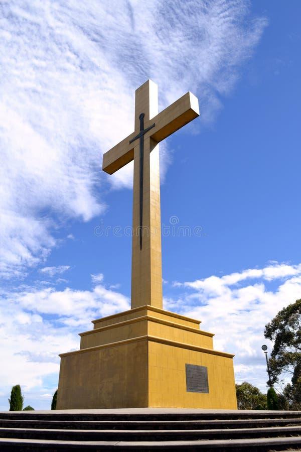 Μνημείο ANZAC στοκ φωτογραφίες με δικαίωμα ελεύθερης χρήσης
