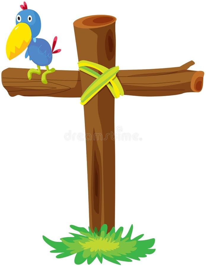 σταυρός ελεύθερη απεικόνιση δικαιώματος