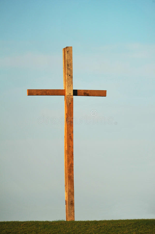 Σταυρός στοκ εικόνα με δικαίωμα ελεύθερης χρήσης