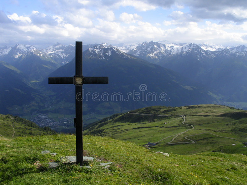 σταυρός στοκ φωτογραφίες