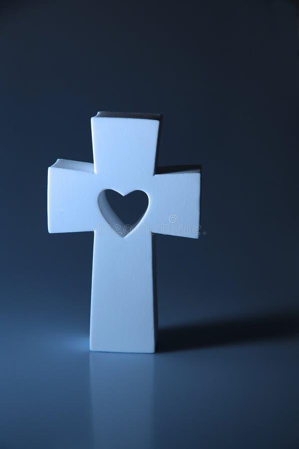 σταυρός στοκ φωτογραφία