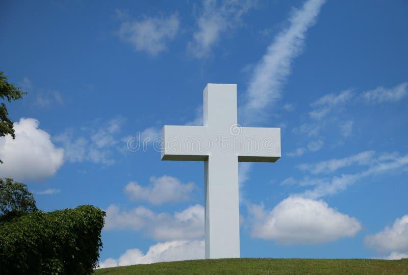Σταυρός Jumonville στοκ εικόνες