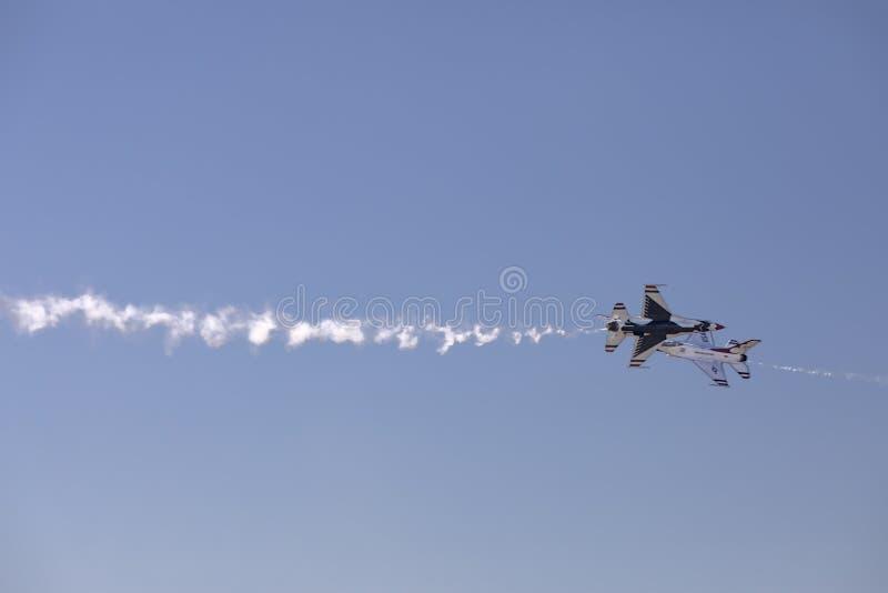 Σταυρός Thunderbird στοκ φωτογραφίες με δικαίωμα ελεύθερης χρήσης