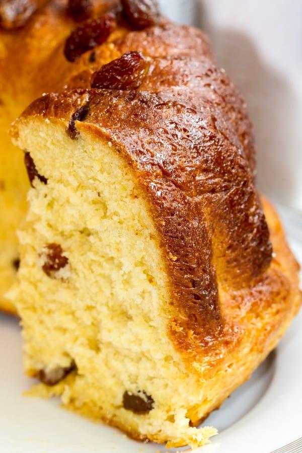 σταφίδα κέικ στοκ φωτογραφία με δικαίωμα ελεύθερης χρήσης