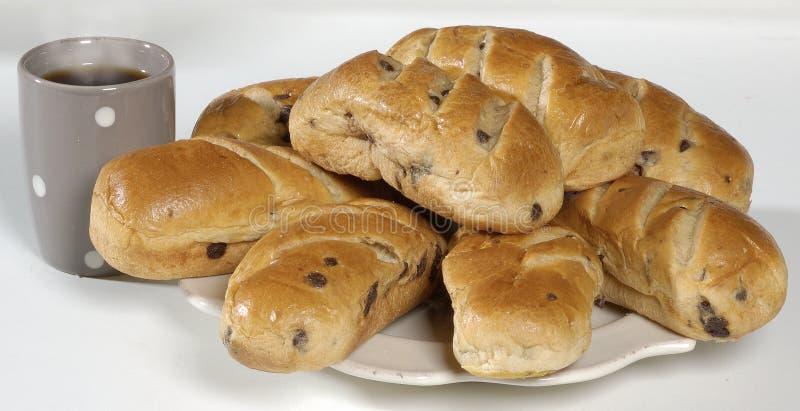 σταφίδα ψωμιού στοκ φωτογραφία με δικαίωμα ελεύθερης χρήσης