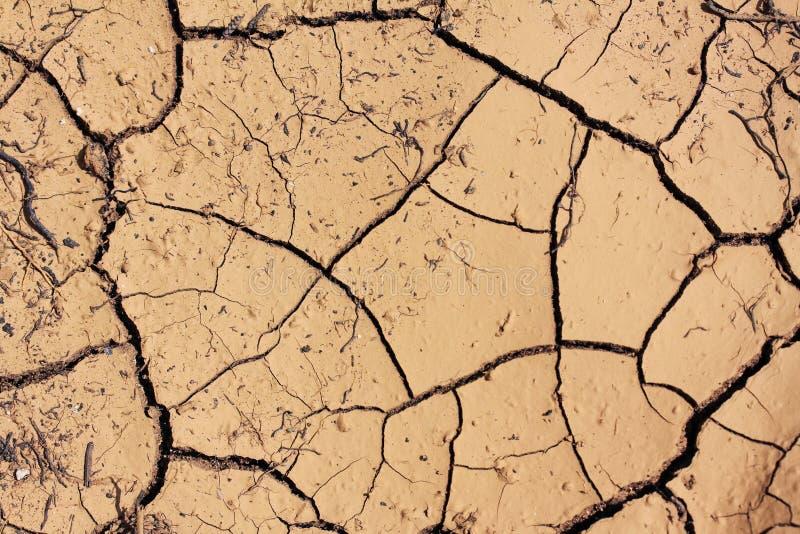 στεγνωμένο χώμα στοκ φωτογραφία με δικαίωμα ελεύθερης χρήσης