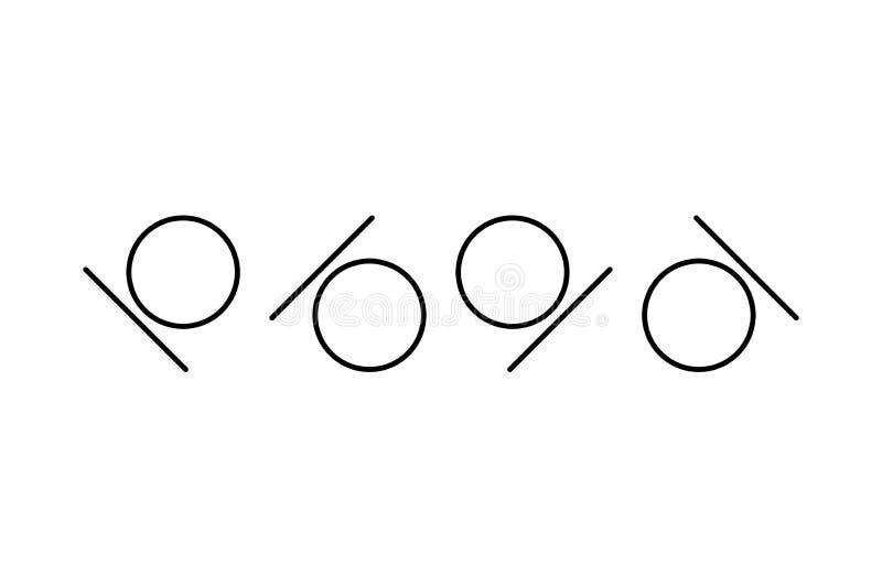 Στεγνός καθαρισμός σημαδιών Σύντομος κύκλος διανυσματική απεικόνιση