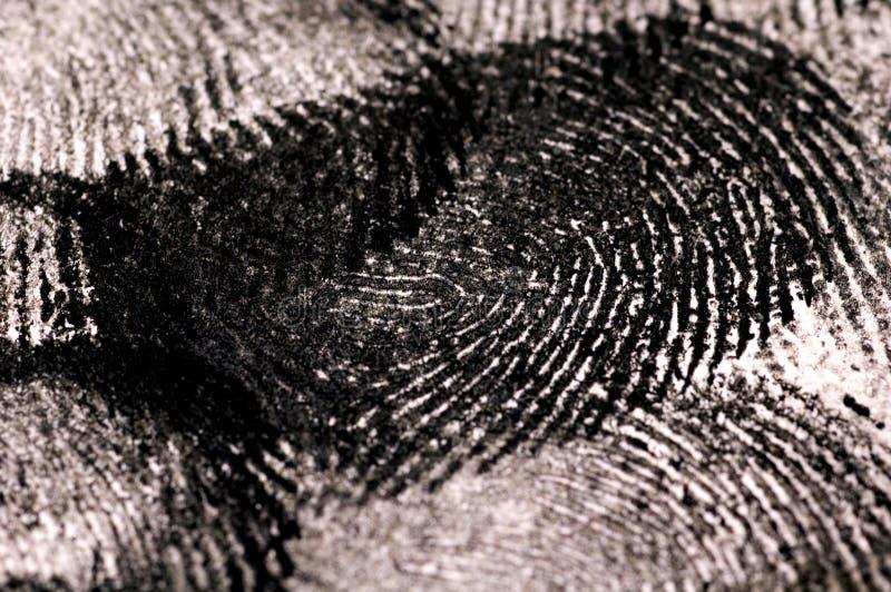 στενά δακτυλικά αποτυπώμ&a στοκ φωτογραφίες