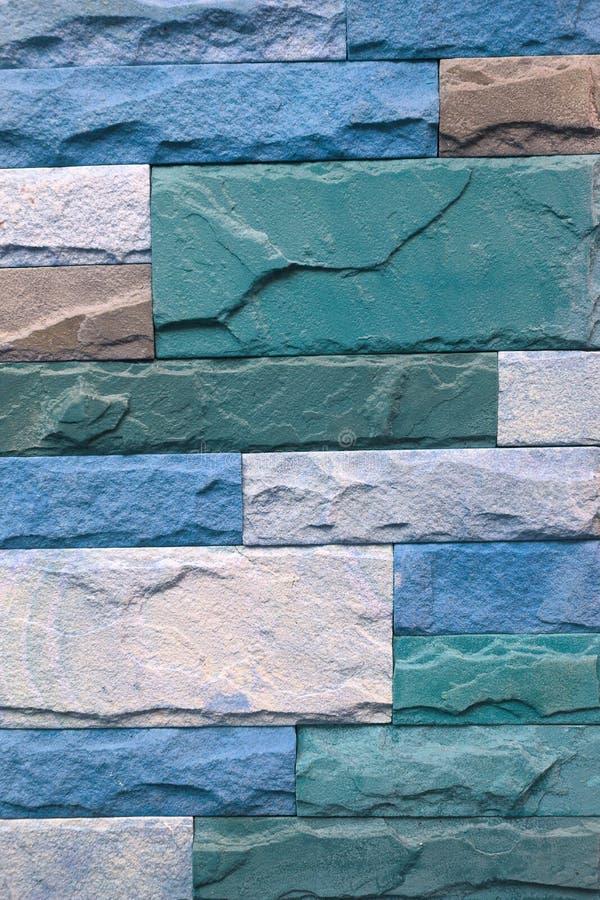 στενή πέτρα μερών επάνω στον τοίχο Σύσταση υποβάθρου τουβλότοιχος στοκ εικόνες με δικαίωμα ελεύθερης χρήσης