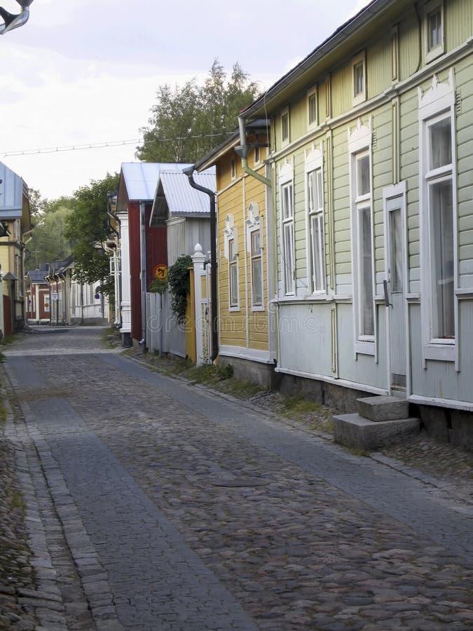στενή παλαιά πόλη οδών στοκ φωτογραφίες
