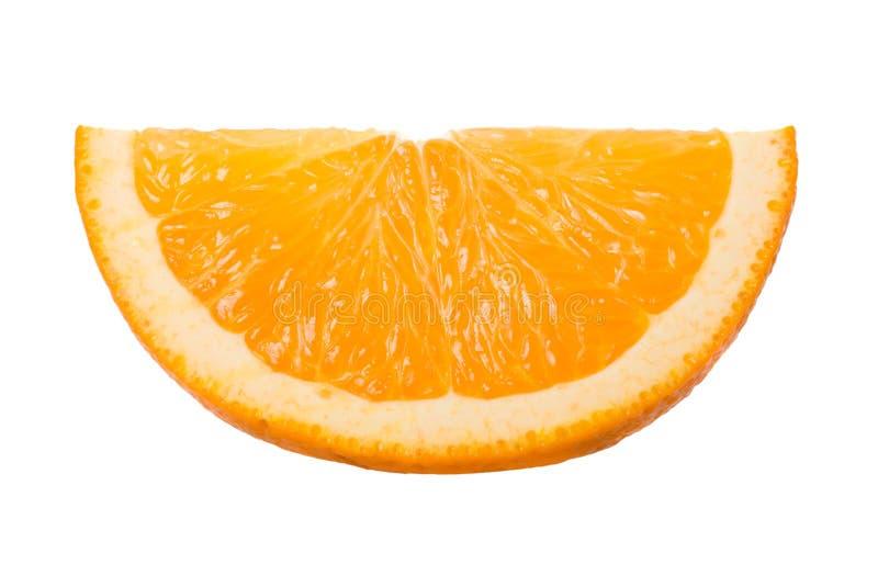 στενή πορτοκαλιά φέτα επάν&ome στοκ εικόνες με δικαίωμα ελεύθερης χρήσης