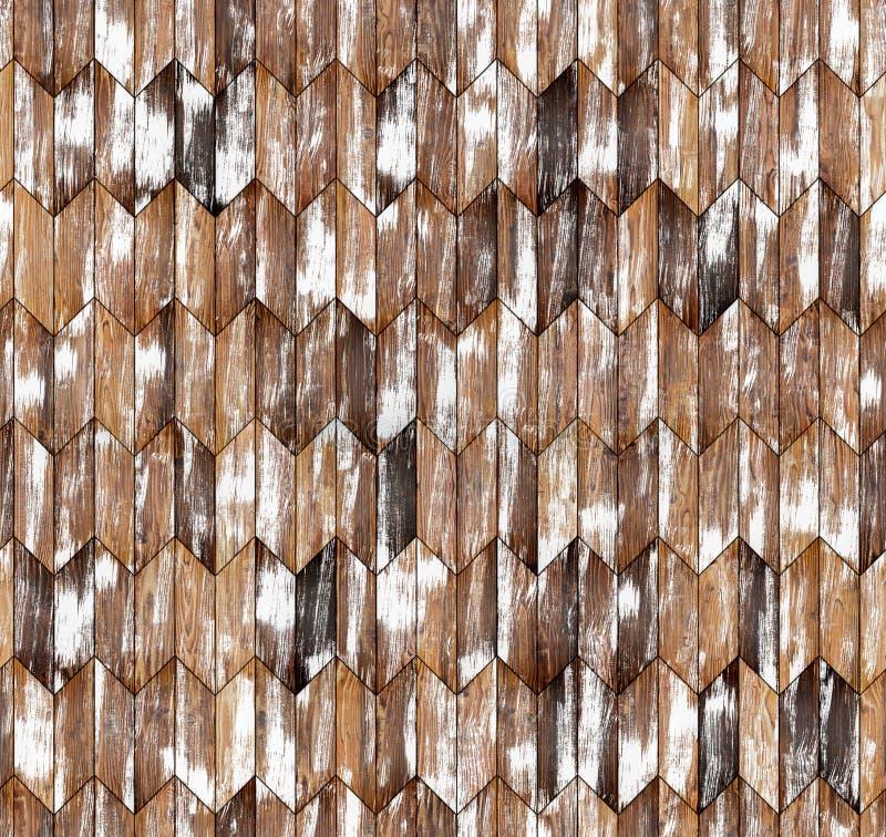 Στενή σιριτιών φυσική αγριόπευκων σύσταση πατωμάτων παρκέ άνευ ραφής στοκ φωτογραφία