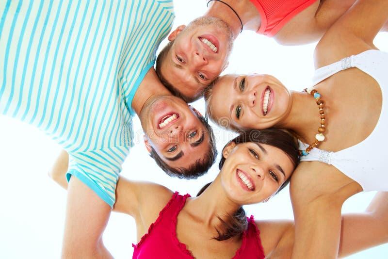 στενοί φίλοι στοκ φωτογραφία με δικαίωμα ελεύθερης χρήσης