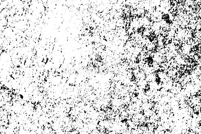 Στενοχωρημένη και τραχιά συγκεκριμένη σύσταση πατωμάτων Σύσταση Grunge με το σιτάρι και τους λεκέδες διανυσματική απεικόνιση