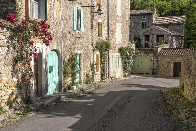 Στενωπός στη νότια Γαλλία στοκ εικόνα με δικαίωμα ελεύθερης χρήσης