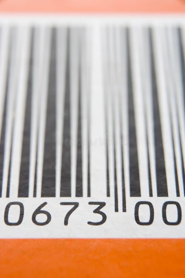 στενός επάνω γραμμωτών κωδί&k στοκ φωτογραφίες με δικαίωμα ελεύθερης χρήσης