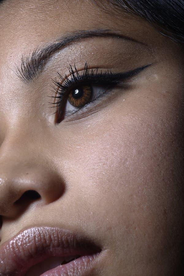 στενός επάνω ομορφιάς στοκ φωτογραφία με δικαίωμα ελεύθερης χρήσης