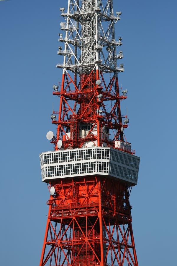 στενός πύργος του Τόκιο &epsilo στοκ φωτογραφίες