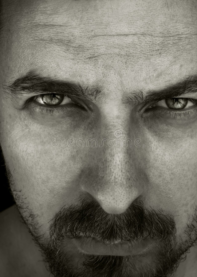 στενό βαθύ πορτρέτο ατόμων ματιών επάνω στοκ φωτογραφίες με δικαίωμα ελεύθερης χρήσης
