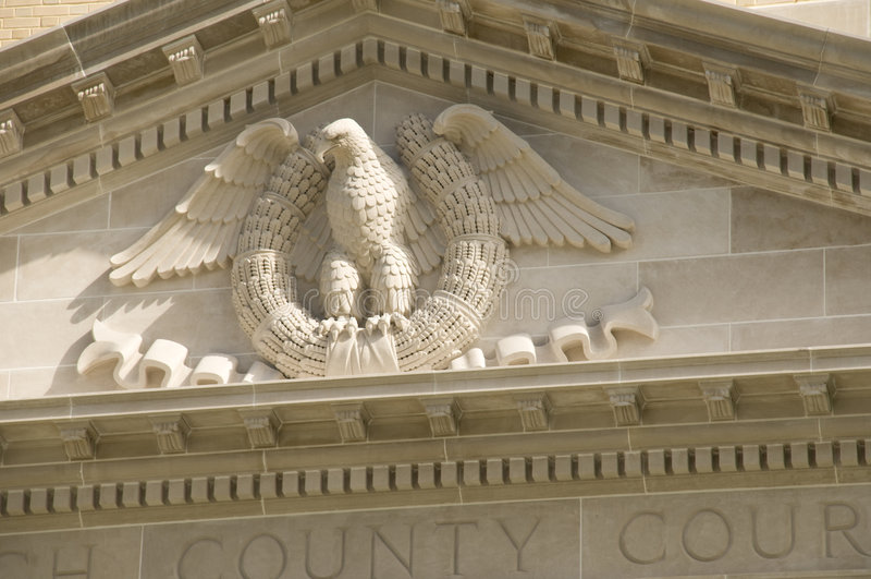 στενό δικαστήριο νομών επάν& στοκ εικόνα με δικαίωμα ελεύθερης χρήσης
