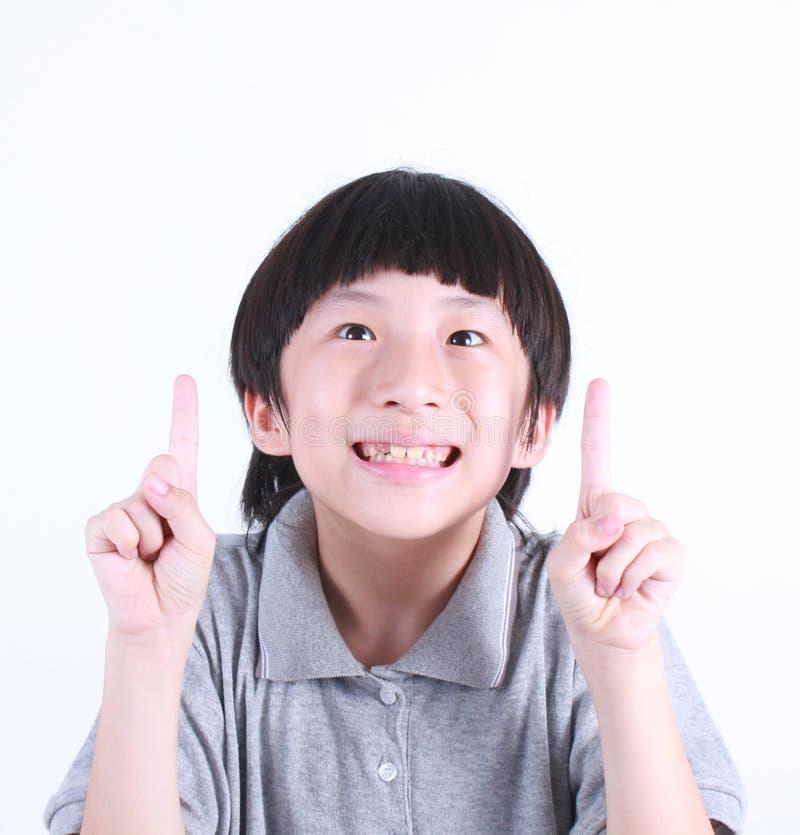 Στενό επάνω πρόσωπο πορτρέτου μικρών παιδιών στοκ εικόνες