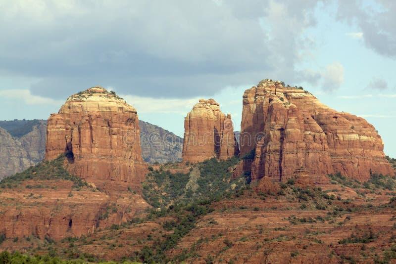 Στενό επάνω τοπίο βράχου καθεδρικών ναών στοκ φωτογραφία με δικαίωμα ελεύθερης χρήσης