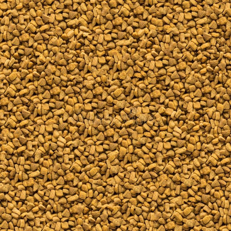 Στενό επάνω υπόβαθρο τροφίμων της Pet διανυσματική απεικόνιση