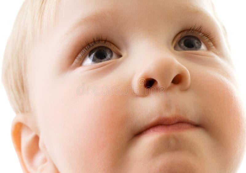 στενό πορτρέτο παιδιών επάν&omeg στοκ φωτογραφία με δικαίωμα ελεύθερης χρήσης