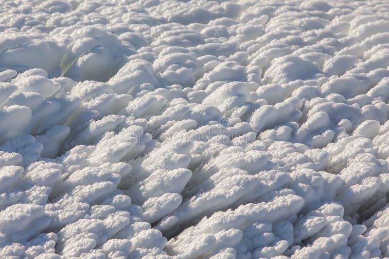 στενό χιόνι επάνω στοκ φωτογραφία με δικαίωμα ελεύθερης χρήσης