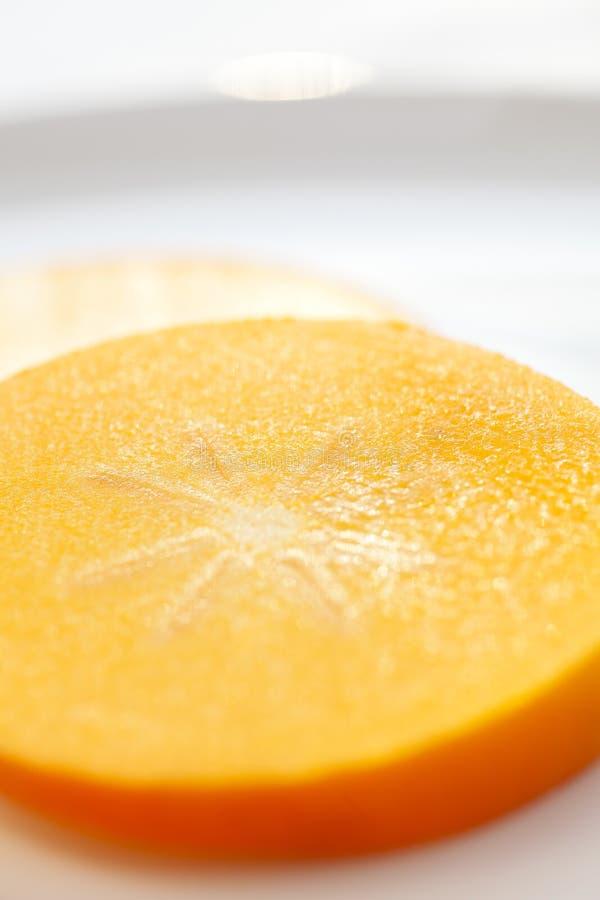 στενό persimmon επάνω στοκ φωτογραφίες με δικαίωμα ελεύθερης χρήσης