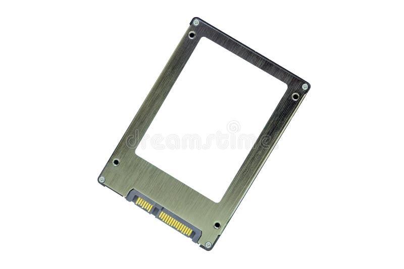 Στερεάς κατάστασης Drive SSD φορητό στοκ εικόνα