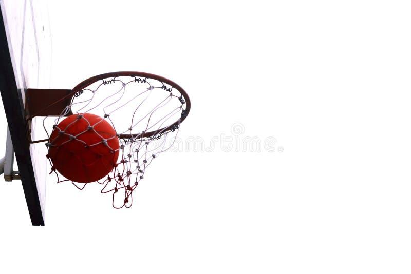 Στεφάνες καλαθοσφαίρισης στοκ εικόνες