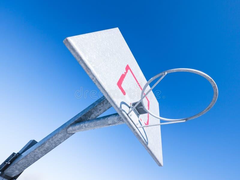Στεφάνη καλαθοσφαίρισης στοκ εικόνες